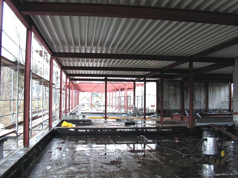 Laufhaus Stahlgruberring